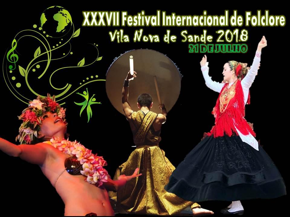 XXXVII Festival Internacional de Folclore - Vila Nova de Sande 2018
