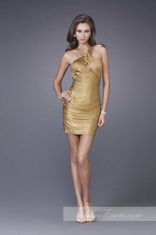 Golden Short Prom Dresses : Dresses for Every Occasion