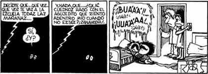 Todo Mafalda – Quino (Joaquín Salvador Lavado) Guille-mafalda