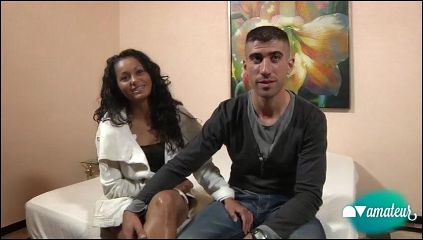 NVAmateur, Jose y Carla – Nuestro equipo buscadores encuentra esta pareja en un parque de Córdoba