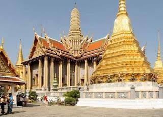 Kuil Emerald Budha