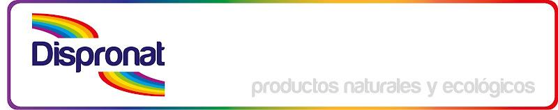 Dispronat - Distribuidora de productos naturales, ecológicos, dietéticos y complementos alimenticios