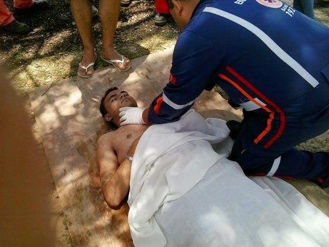 Jovem morre afogado no Buriti Corrente