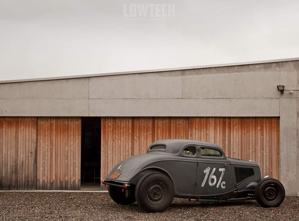 LOWTECH | traditional hot rods and customs : hot rod garage