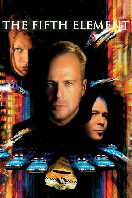 The Fifth Element รหัส 5 คนอึดทะลุโลก HD 1997