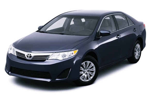 2012 Toyota Camry SE Limited Edition Review