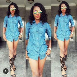 Denim Shirt Dress Rocks! - Style Up With Kim