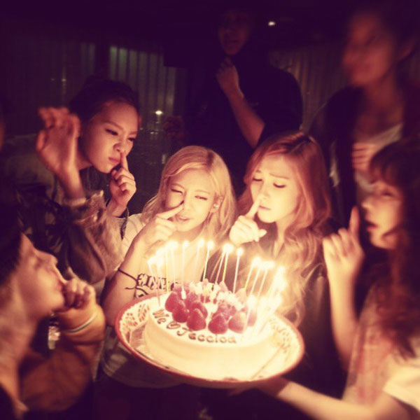girls generation jessica birthday 2013