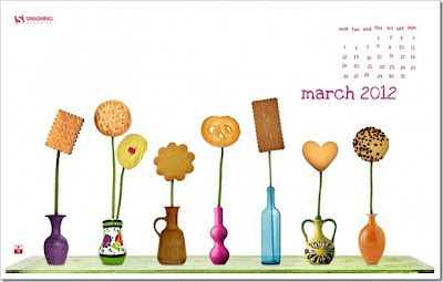 free download tema windows 7 kalender maret 2012