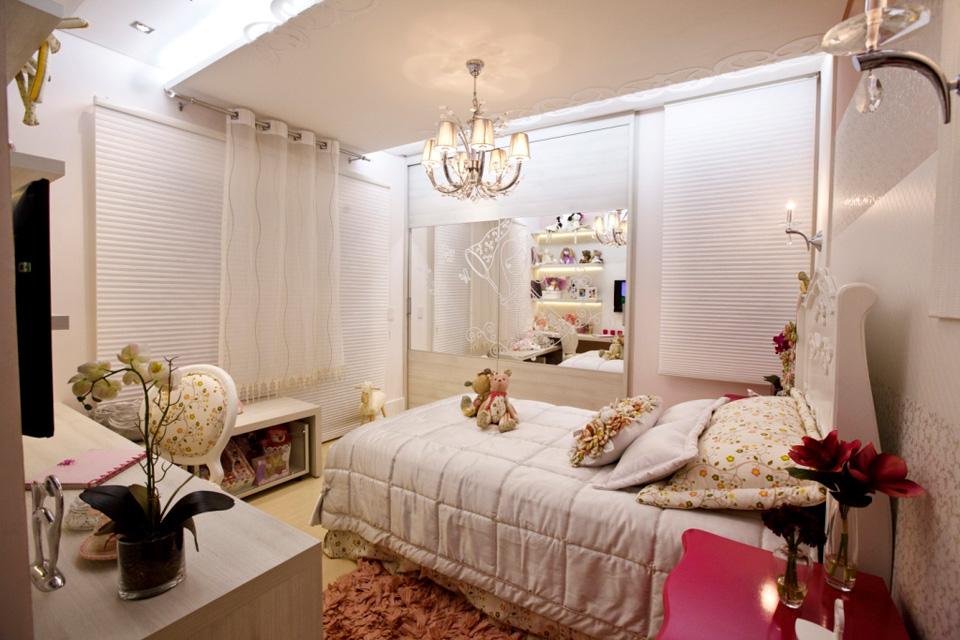 Inspiração para decorar quarto de menina