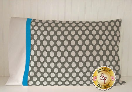 Magic Pillowcase Kit | Aqua | Shabby Fabrics