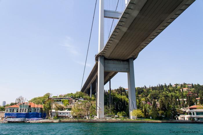 Bosforus Bridge
