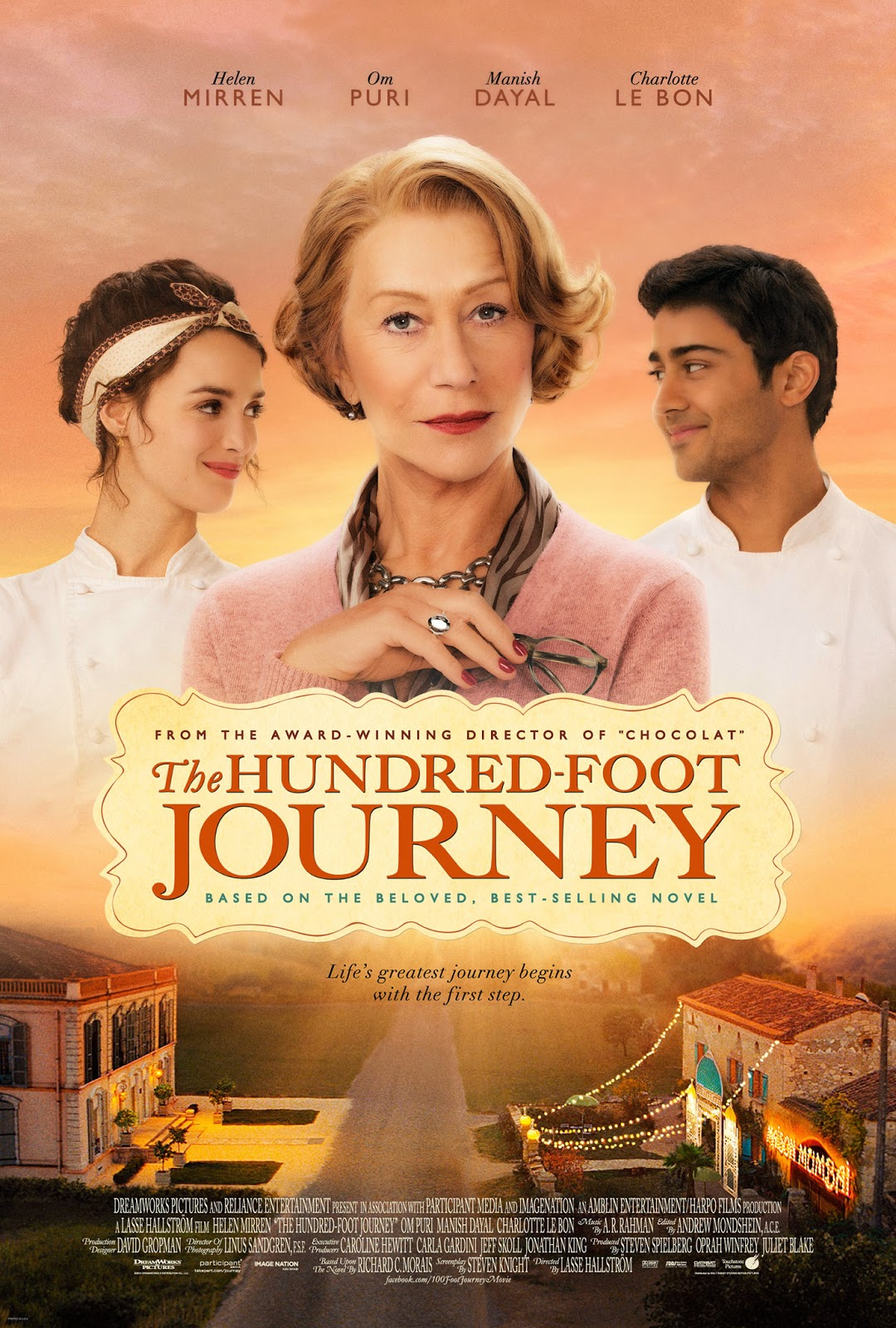 The Hundred-Foot Journey 2014 ταινιες online seires xrysoi greek subs