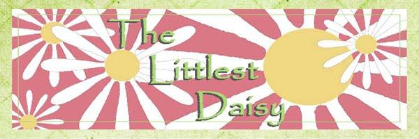 The Littlest Daisy