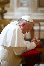 Pray for Our Holy Father Pope Francis