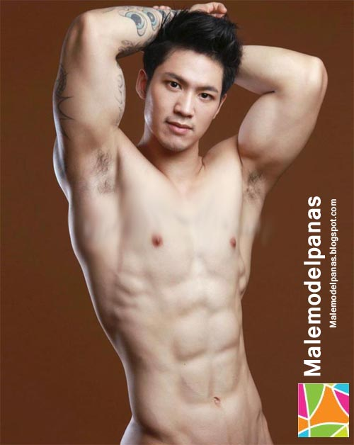 Thailand male model