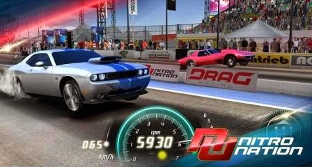 Nitro Nation full apk