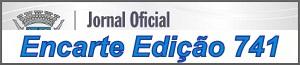 Encarte Jornal Oficial 741