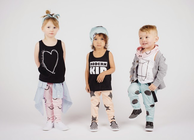 LOT801 SS15 kidswear collection
