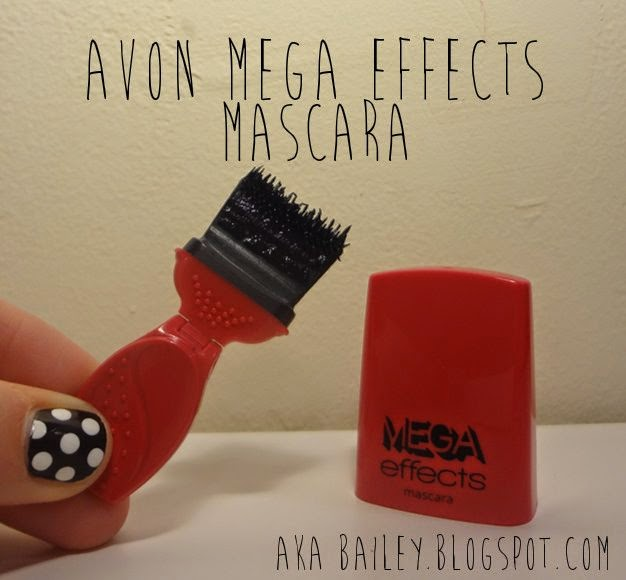 Avon Mega Effects Mascara Review by aka Bailey
