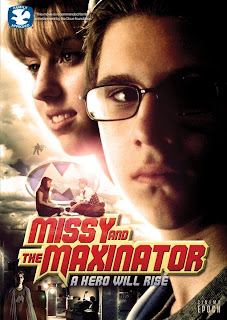 Watch Missy and the Maxinator 2011 DVDRip Hollywood Movie Online | Missy and the Maxinator 2011 Hollywood Movie Poster