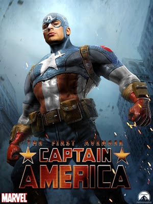 Watch Captain America: The First Avenger 2011 Hollywood Movie Online | Captain America: The First Avenger 2011 Hollywood Movie Poster