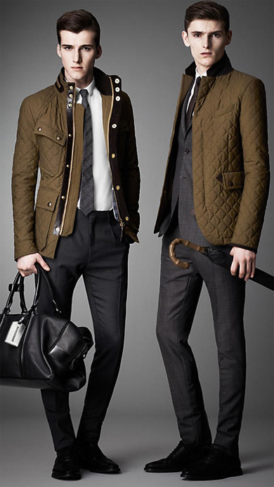 Veste Homme Fashion Camel