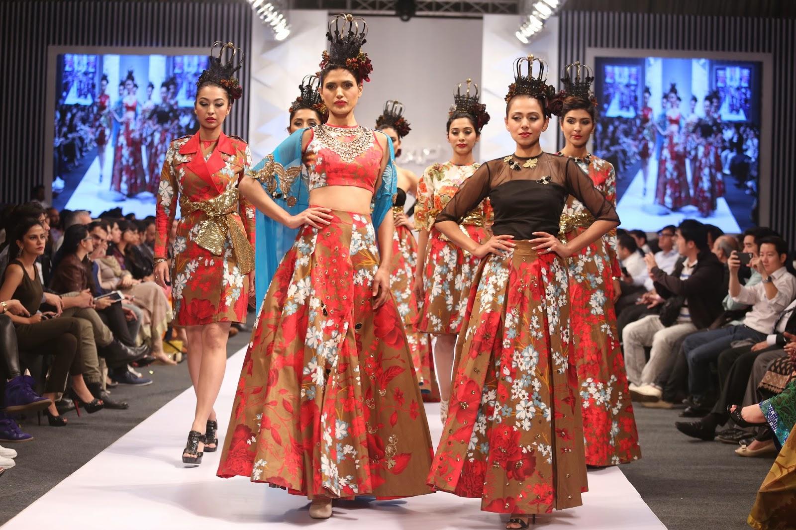fashion industry of pakistan