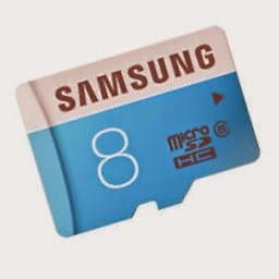 Buy Samsung Micro SDHC 8 GB Class 6 Memory Card at Rs. 125 only, after cashback