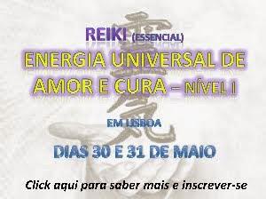 CURSO DE REIKI I (Essencial)