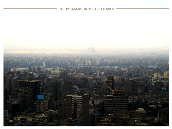 cairo city view