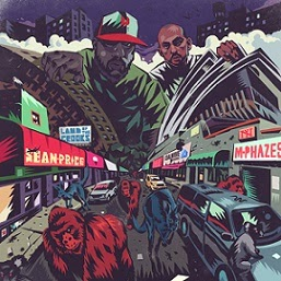 Sean Price and M-Phazes - Land of the Crooks