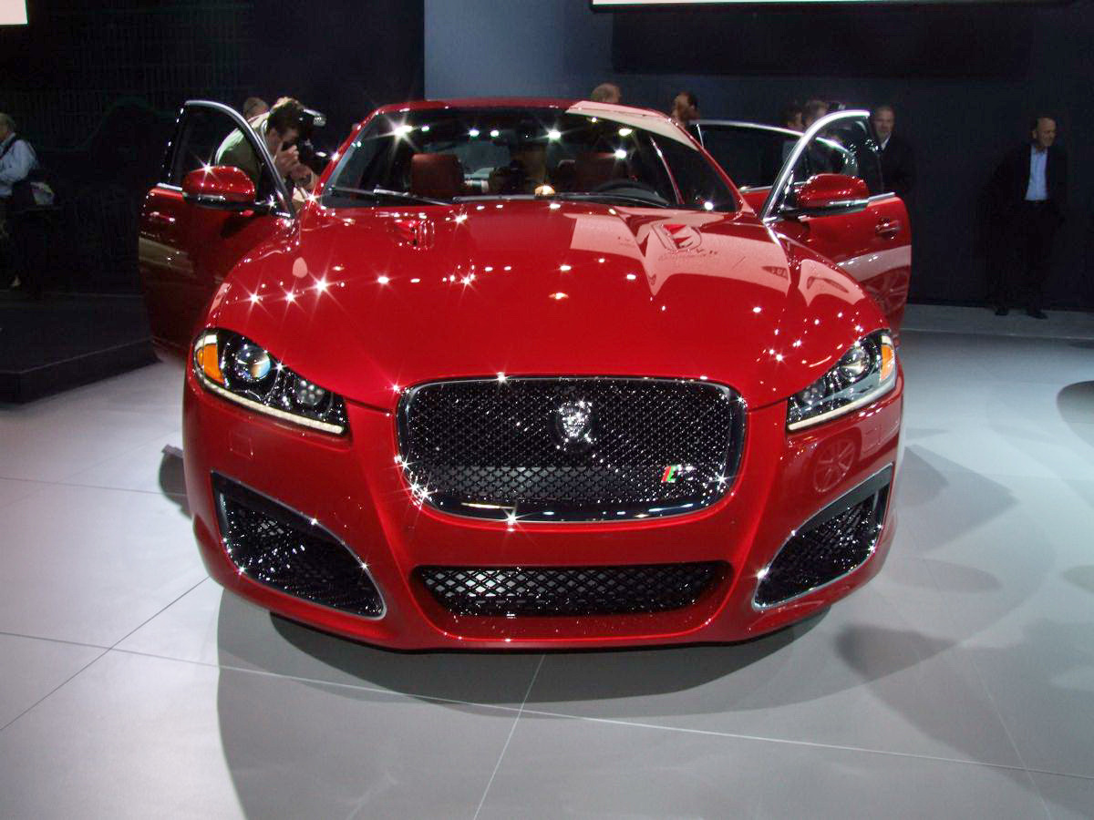 Red Jaguar Car Cars Wallpapers