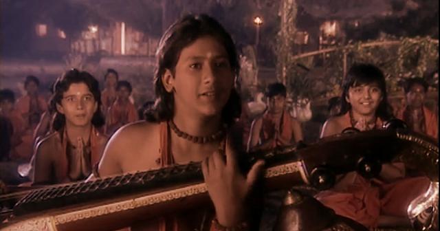 Download Ramayan Imagine Tv Song # 41 Sita Ram Song Mp3 Free