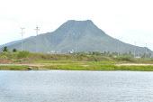 Laguna y cerro Guayamurí
