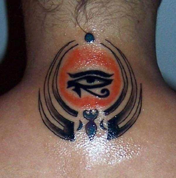 Tattoos Spot: Eye Of Horus Tattoo Designs