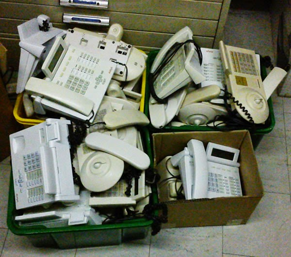 Phone System Disposal