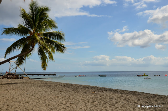 Martinique - Le Carbet - plage