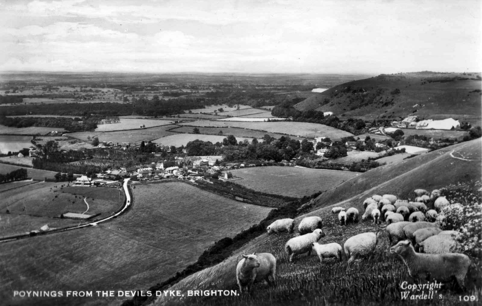 Hove in the Past: Devil\u0027s Dyke (near Brighton \u0026 Hove)