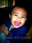 my baby dzakwan