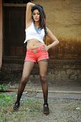 Akshida Hot Photos from Yuddam Movie Song shooting spot-thumbnail-10