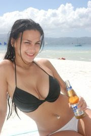hot latina girl in bikini