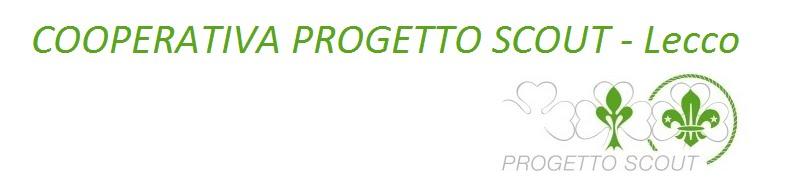 COOPERATIVA PROGETTO SCOUT - LECCO
