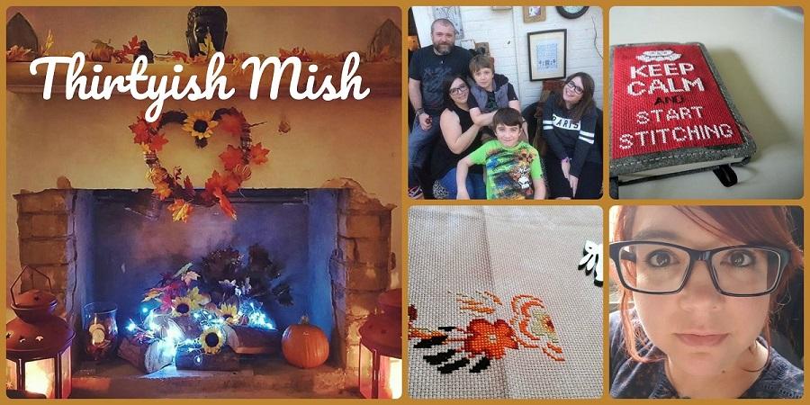 Thirtyish Mish's Stitching Page