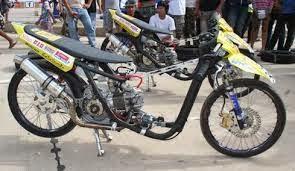 modifikasi mio drag 300cc terpopuler