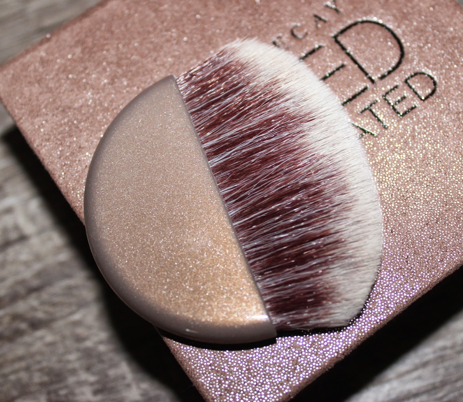 Urban Decay Naked Illuminated in Luminous Brush