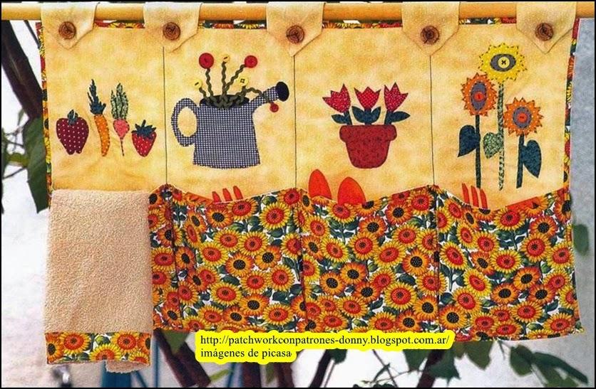 Patchwork solo patrones todo gratis apliques cortina - Apliques para cortinas ...
