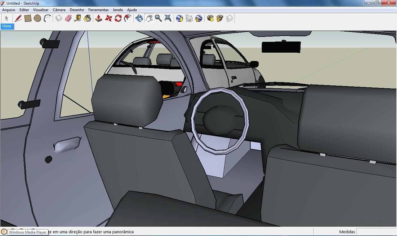 Modelagem de carros em 3d veja as op es - Programas para 3d ...