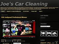 Joe's Car Cleaning