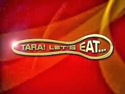Tara! Let's Eat – 16 December 2014